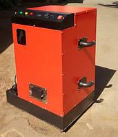 Водогрійний котел на відпрацьованому маслі Mustang 35T (20-30 кВт), фото 1
