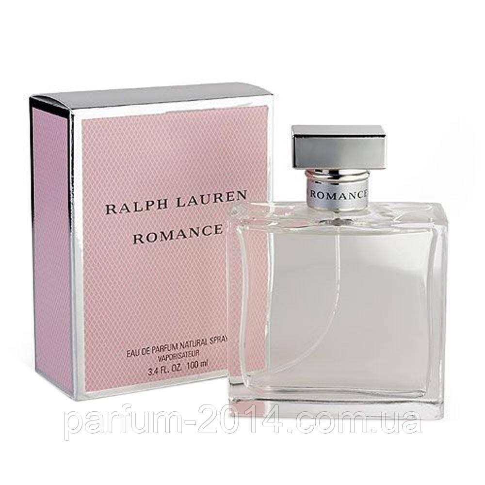 Женская парфюмированная вода Ralph Lauren Romance Woman (реплика ... d726a12694f