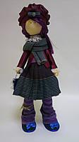 Детская Интерьерная Кукла Снежка Француженка, фото 1