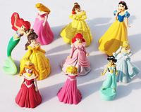 Фігурки принцес в наборі, фото 1