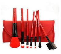 Набор кистей для макияжа, Make-up For You, 7 шт