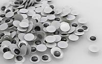 Очі для поробок 70 шт 15 мм