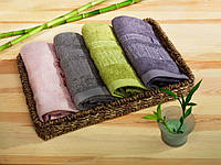 Набор бамбуковых полотенец Le Vele 30х50 см (4 шт. в упаковке)