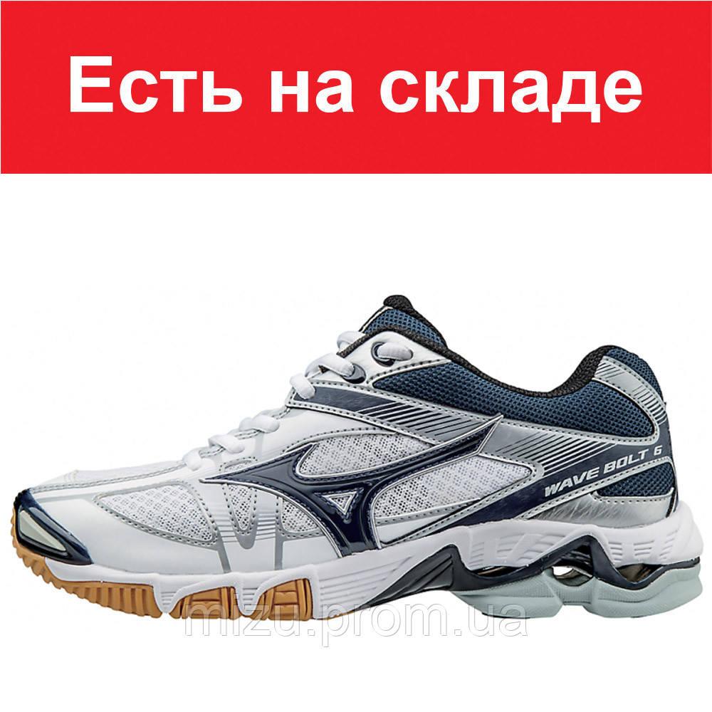 кроссовки для волейбола женские Mizuno Wave Bolt 6 цена 2 399 грн