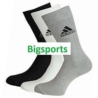 Носки подростковые Adidas 3в1 (арт.E17637)