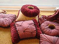 Химчистка декоративных наволочек и подушек