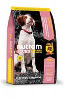 Nutram S2 для щенков Рецепт с курицей и цельными яйцами 13.6 кг