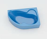 Ванна акриловая ARTEL PLAST Валерия (160) голубая, фото 1