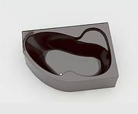 Ванна акриловая ARTEL PLAST Валерия (160) коричневая, фото 1