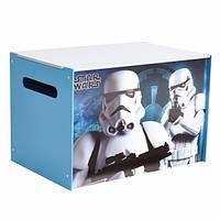 Ящик-комод для игрушек Звездные войны Worlds Apart