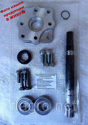 Комплект для установки дозатора на ГУР МТЗ-80,82, фото 2