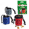 Сумка для лакомств Karlie-Flamingo Snack Bag для дрессировки собак, нейлон, 6.5х7 см