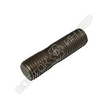 Шпилька М36 ГОСТ 22036-76, 22037-76 с ввинчиваемым концом 1,6d   Размеры, вес, фото 2