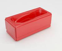 Ванна акриловая ARTEL PLAST Цветана (170) красная, фото 1