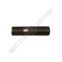 Шпилька М24 ГОСТ 22036-76, 22037-76 с ввинчиваемым концом 1,6d   Размеры, вес, фото 2