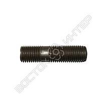 Шпилька М12 ГОСТ 22036-76, 22037-76 с ввинчиваемым концом 1,6d   Размеры, вес, фото 2