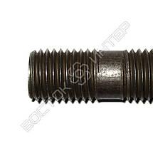 Шпилька М12 ГОСТ 22036-76, 22037-76 с ввинчиваемым концом 1,6d   Размеры, вес, фото 3
