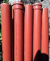 Труба ПВХ SN2 110х2,5х2000 UA