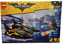 Конструктор Batman Погоня на Бэткатере 81903