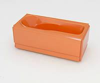 Ванна акриловая ARTEL PLAST Устина (140) оранжевая, фото 1