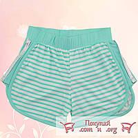 Летние шорты для девочек от 8 до 11 лет (5317-3)