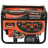 Генератор газ/бензин Vitals Master EST 2.0bg