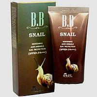 ББ-крем с экстрактом улитки EKEL Snail BB Cream SPF50
