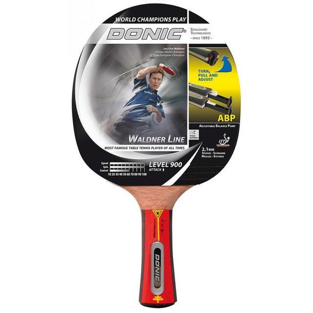 Ракетка для настільного тенісу дублікат Donic Waldner Line 900 D-WL900