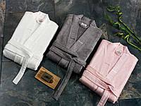 Бамбуковые халаты унисекс Le Vele