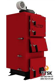 Котел длительного горения Альтеп Duo Plus (КТ-2Е) 17 кВт до 48 часов