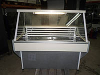 Холодильная витрина 120 см. б у, витрина бу, прилавок холодильный б/у, фото 1