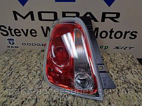 Fiat 500 хэтчбек 2012-17 задний левый фонарь Новый Оригинальный