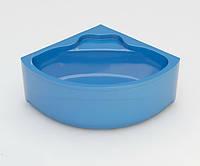 Ванна акриловая ARTEL PLAST Чеслава (120) голубая, фото 1