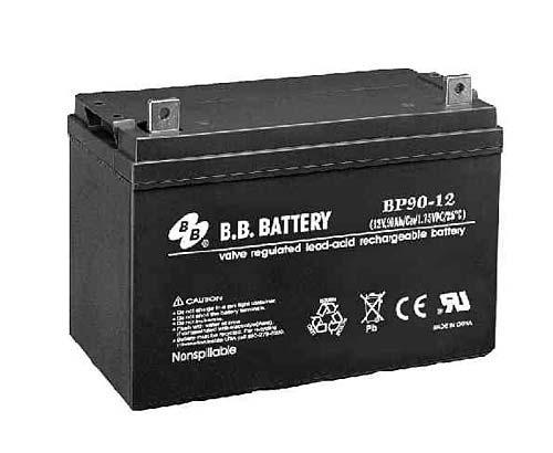 Аккумуляторная батарея B.B. Battery BP 90-12 (12V, 90 Ah)
