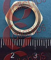 Helag 1471621 ELFA#55-196-08 Locknut metal M12x1,5 M12 x 1.5