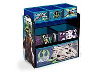 Органайзер - ящик для игрушек Звездные войны Delta Children