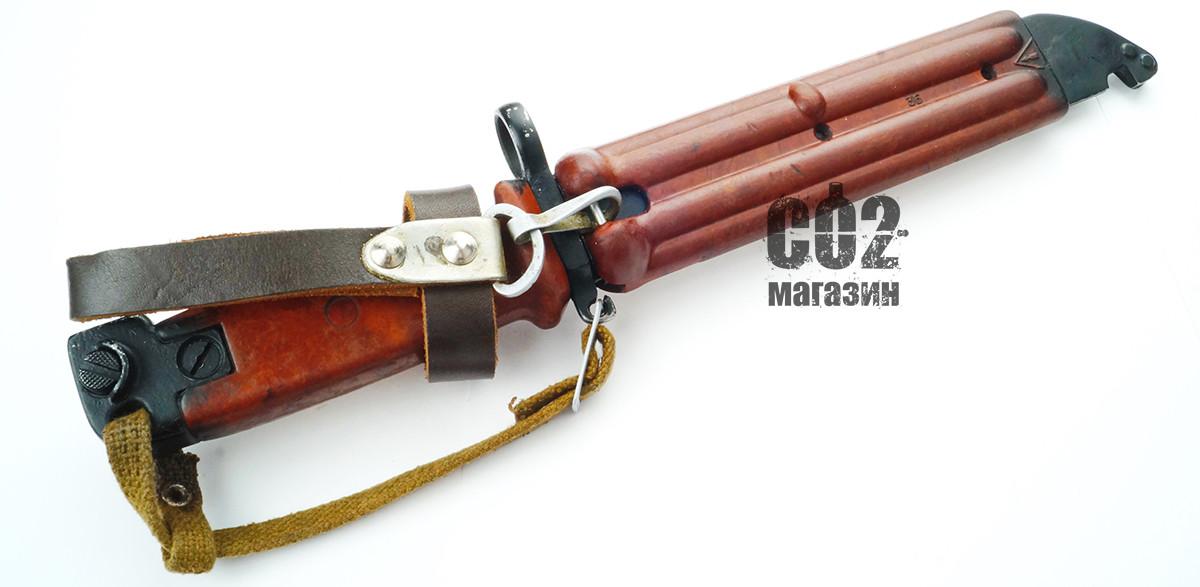 Штык-нож 6Х4 (ММГ, макет) - СО2 магазин в Харькове