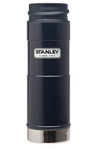 Кружка термо STANLEY тёмно-синяя 0,47 Classic ST-10-01394-014