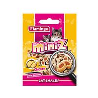 Лакомство Karlie-Flamingo Miniz Bonbons для кошек, 50 г