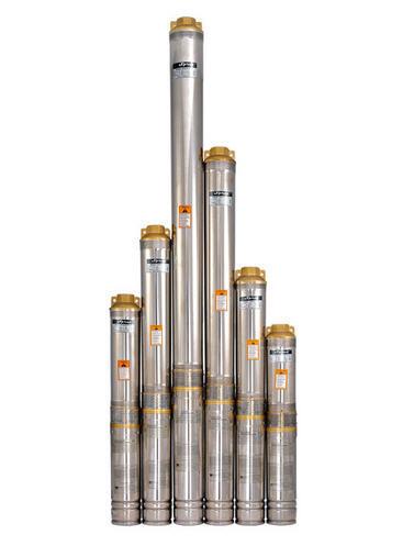 Скважинный (глубинный) насос Sprut 100QJD 214–1.1