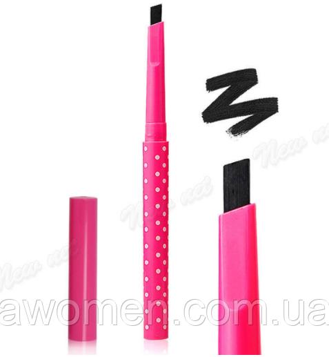 Олівець для брів mmx №1 (чорний)