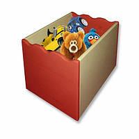 Ящик для игрушек на колесиках Babygrai, фото 1