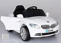 Детский электромобиль M 3150 EBR-1 БМВ, белый