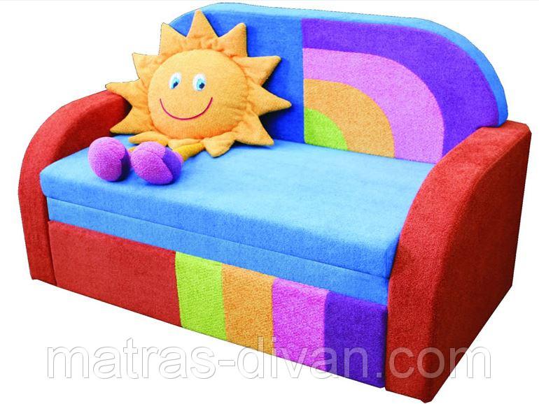 Диван детский Капитошка спальное место: 170х110 см
