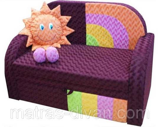 Диван детский Капитошка спальное место: 170х110 см, фото 2