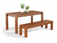 """Деревянная скамейка для стола """"Амберг"""""""