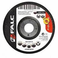Круг зачистной по металлу Falc - 115 x 6,0 x 22 мм прямой (5шт/уп)