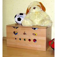 Ящик для игрушек Бук