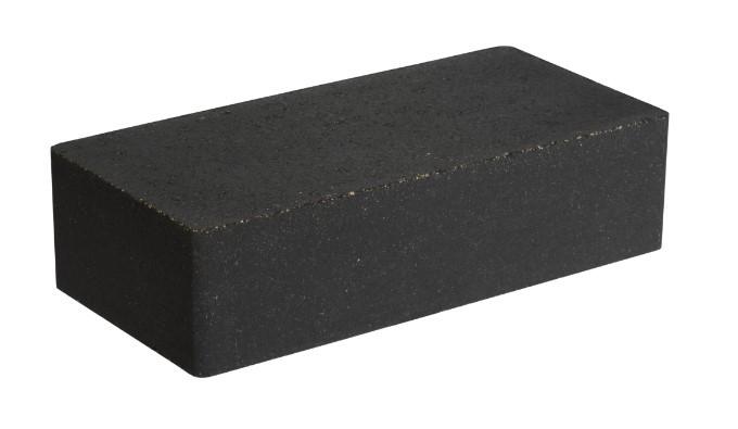 """Облицовочный кирпич LAND BRICK """"Гладкий"""" серый 250х120х65 мм"""