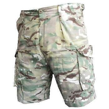 Камуфляжные шорты MTP